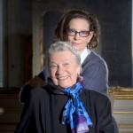 Carol Robinson / Eliane Radigue, Festival d'Automne de Paris © Vincent Pontet